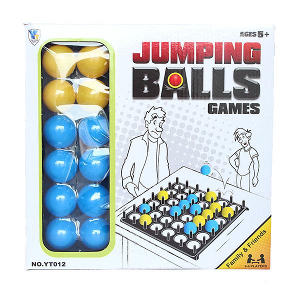trò chơi ném banh Bounce Off Game Jumping Balls