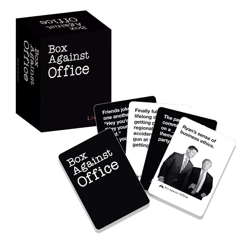 BOX AGAINST OFFICE