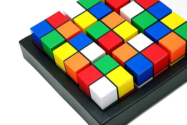Color Cube Sodoku