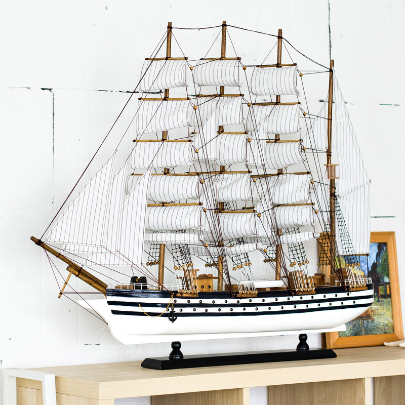 thuyền buồm gỗ sài gòn
