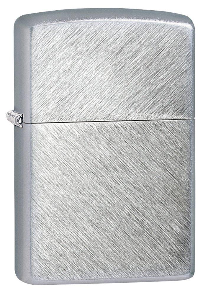 Zippo Herringbone Sweep Pocket Lighter