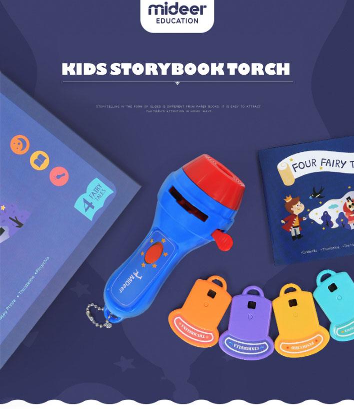 đèn pin kể chuyện