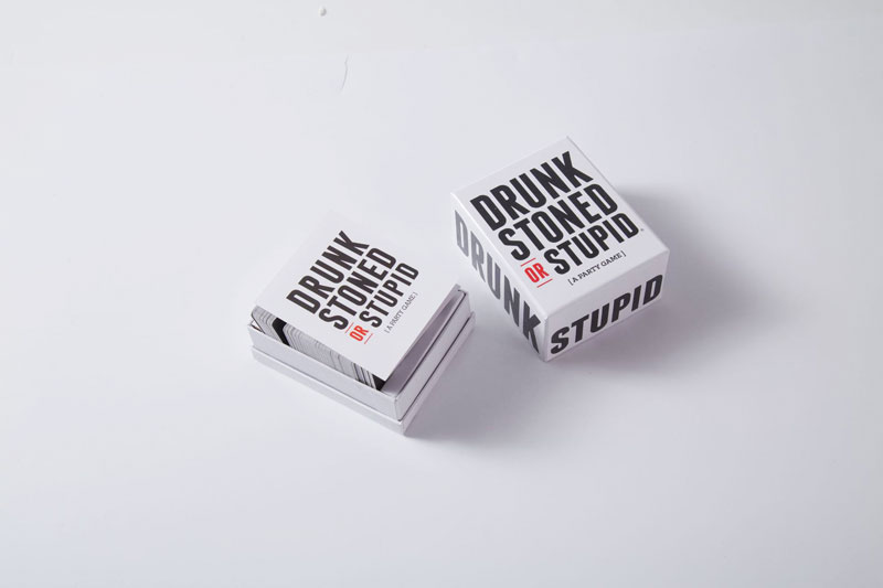 BOARD GAME UỐNG BIA DRUNK STONED OR STUPID