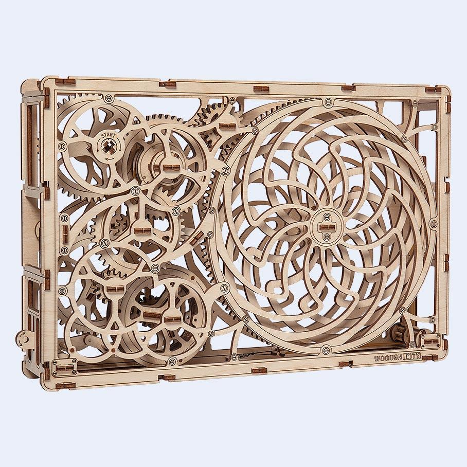khung tranh gỗ lắp ráp