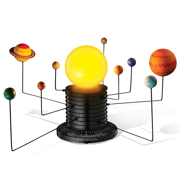 mô hình hệ mặt trời cho học sinh
