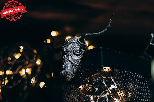 đèn industrial sừng trâu