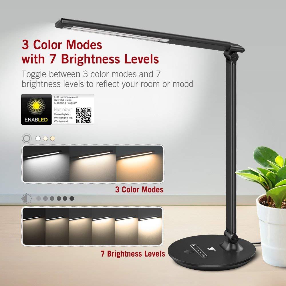 đèn để bàn cảm ứng
