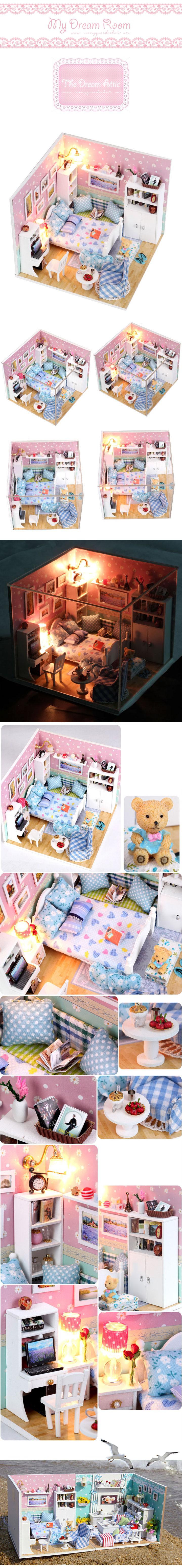 diy miniature dreamroom thedreamattic