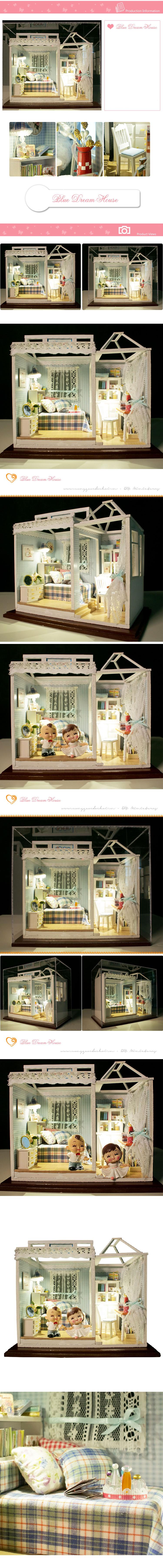diy miniaturehouse cosyhomee