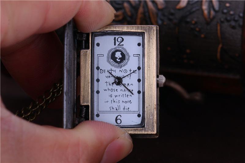 đồng hồ quả quýt có nắp gập
