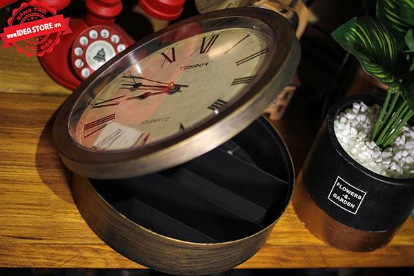 đồng hồ két sắt safe clock