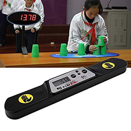 Đồng hồ Xếp cốc tốc độ (Speed Cup Stacking Clock)