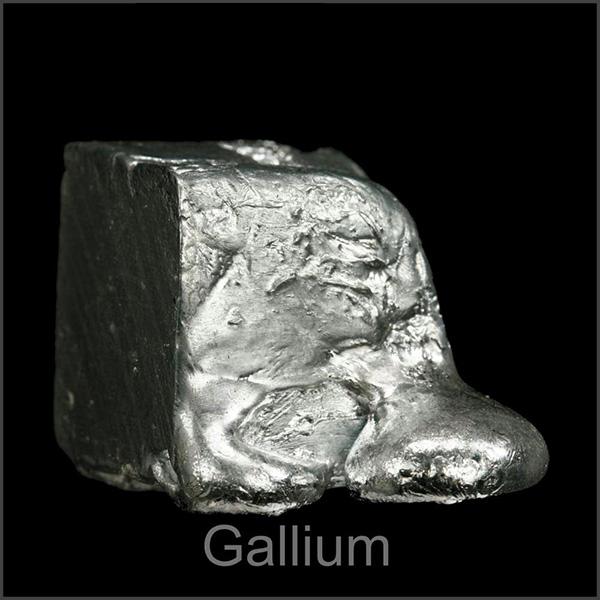 nguyên tố gallium
