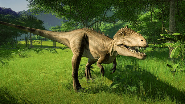 găng tay khủng long