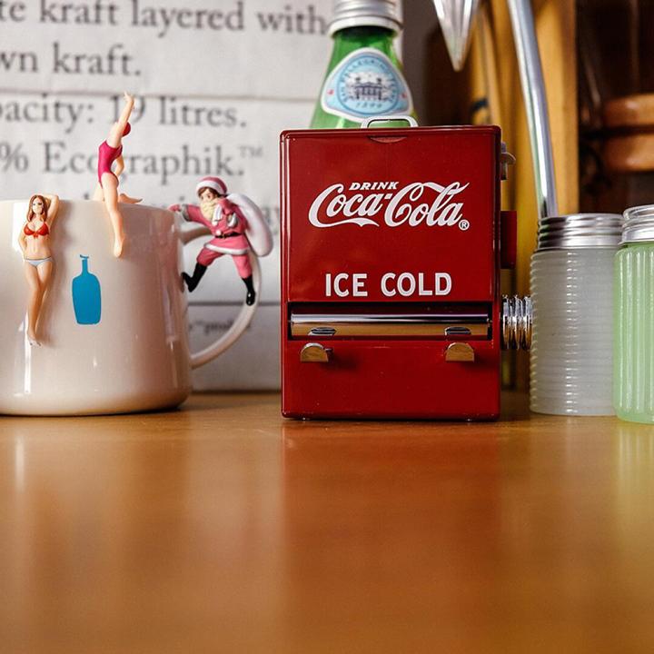 hộp đựng tăm cocacocla