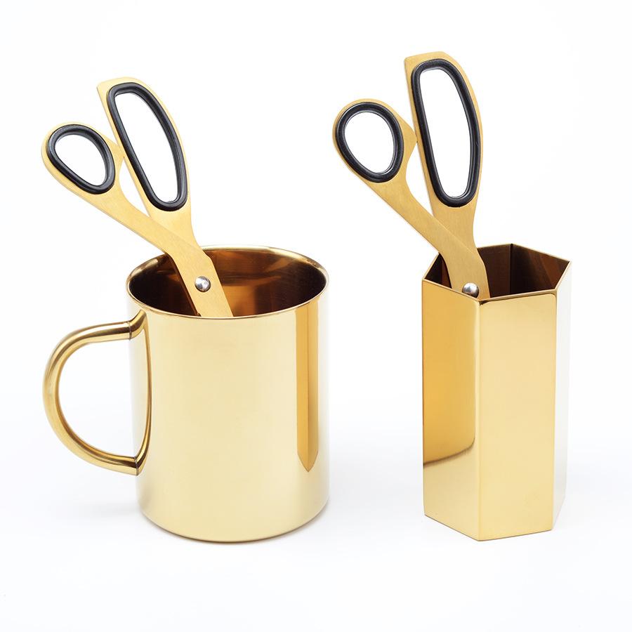 kéo kim loại vàng đồng