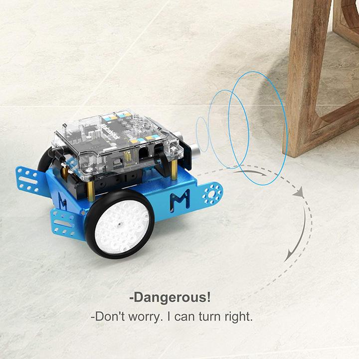 lắp ráp robot nhiều ứng dụng