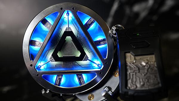 lò phản ứng hồ quang Iron Man - Iron Man Arc Reator Killerbody 1/1