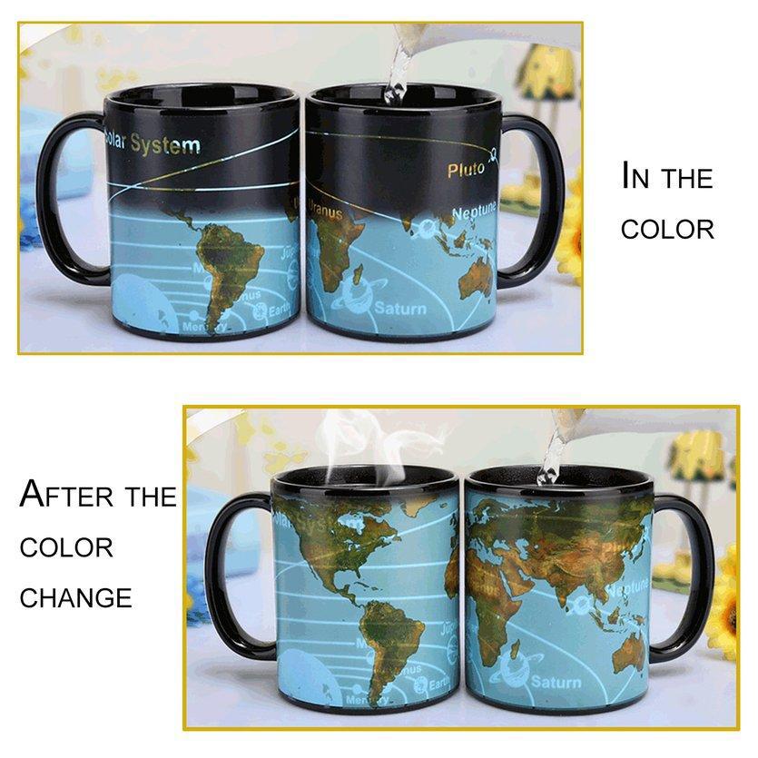 ly đổi màu bản đồ thế giới