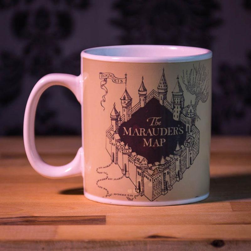 Bản đồ Đạo tặc (Marauder's Map) trong truyện Harry Potter