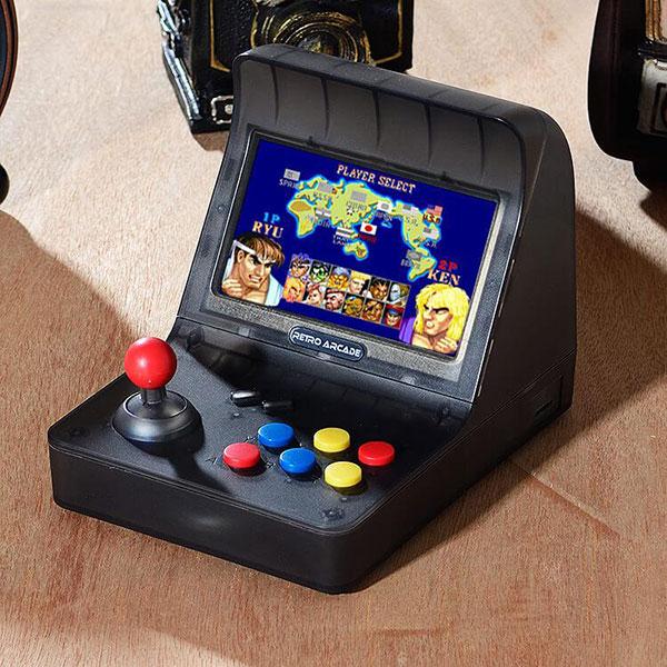 máy chơi game mini fc a6 retro