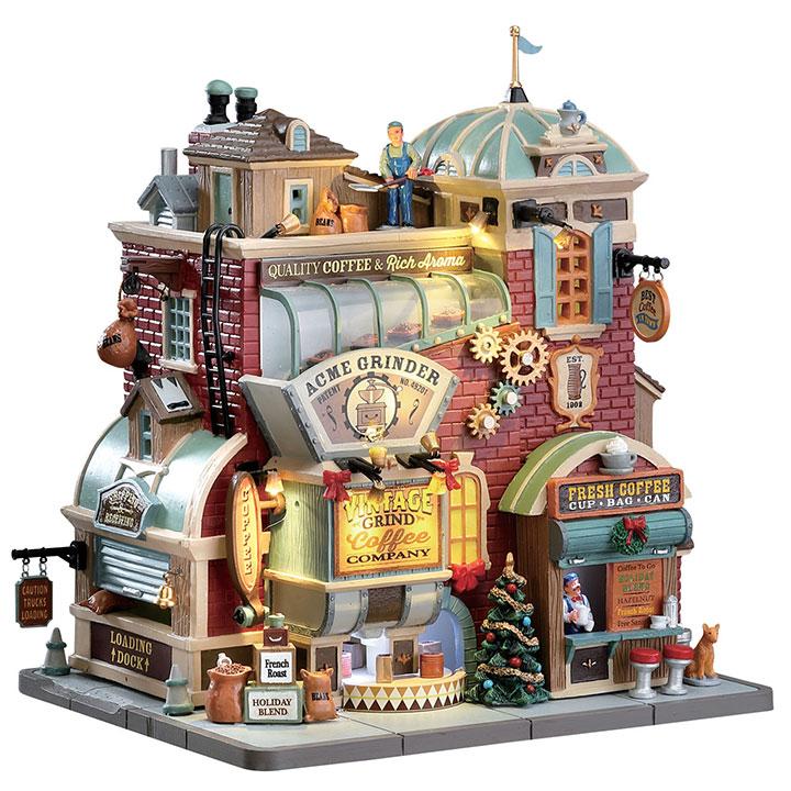 mô hình nhà Giáng Sinh