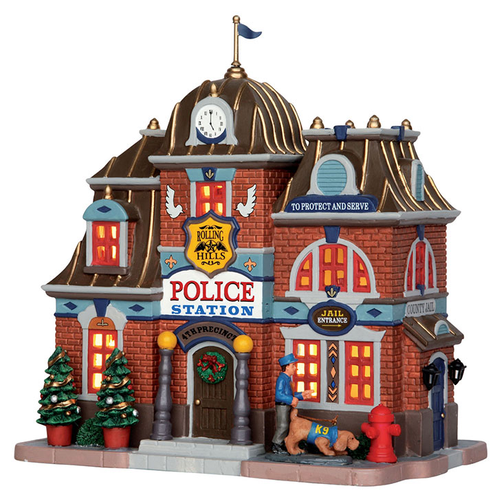 LEMAX Christmas house