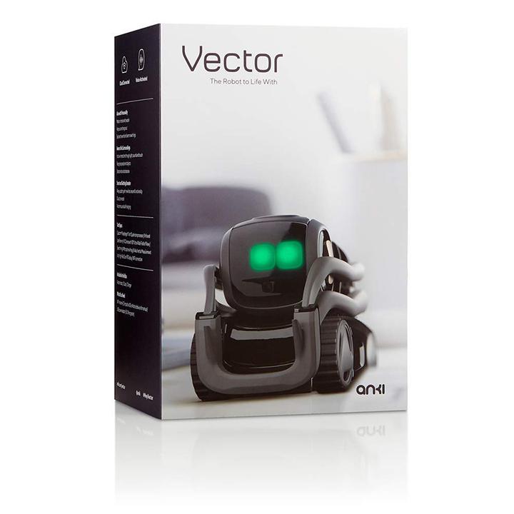 shop bán robot vector