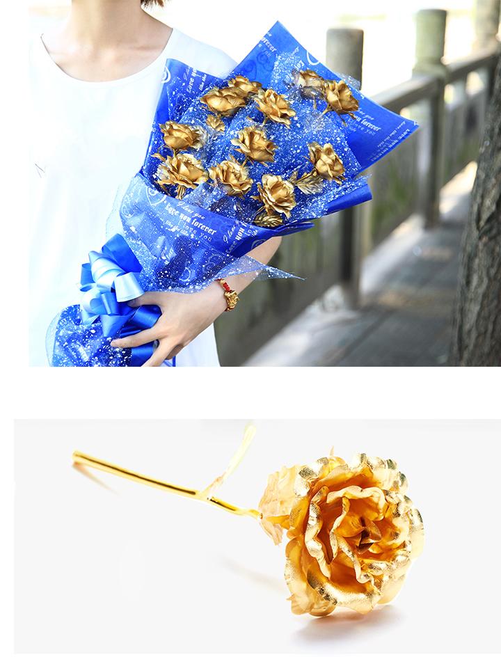 bó hoa hồng độc đáo