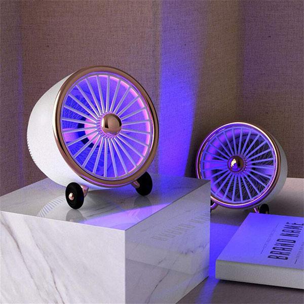Quạt bàn mini diệt muỗi - Mosquito Killing Lamp