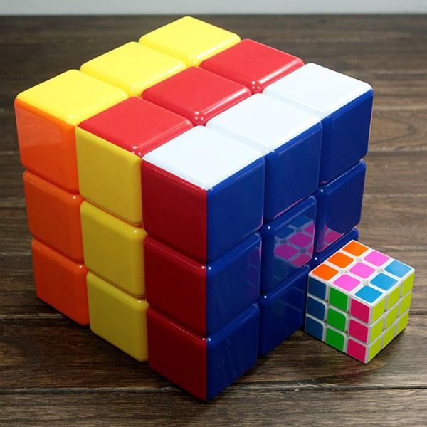Rubik 3x3 - Khổng lồ 18 cm
