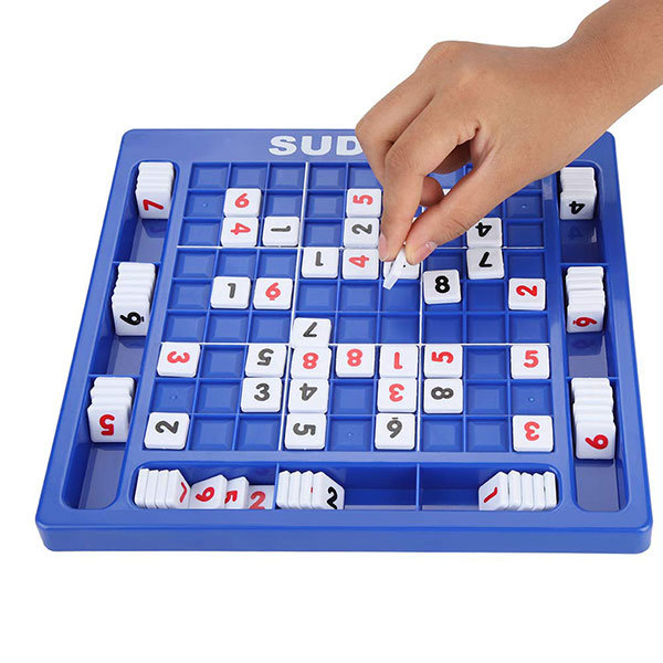 sodoku number game